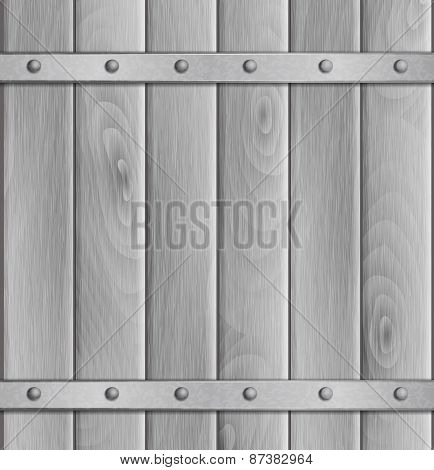 vector wooden light background