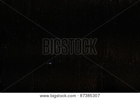 Texture Of The Starry Sky On