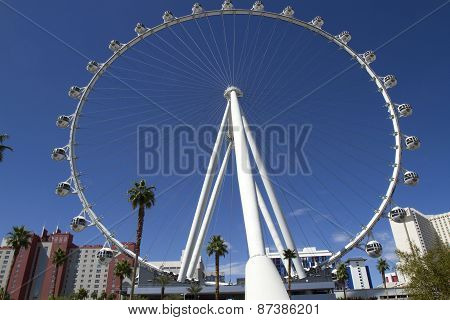 High Roller Ferris Wheel Las Vegas Nevada