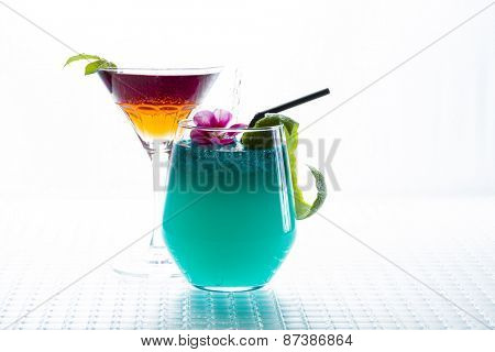 Molecular mixology - Fresh cocktail
