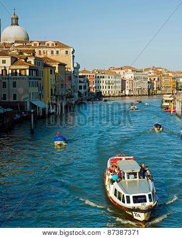 Venice Boat Excursion