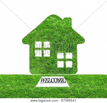 Welcome to green grass home