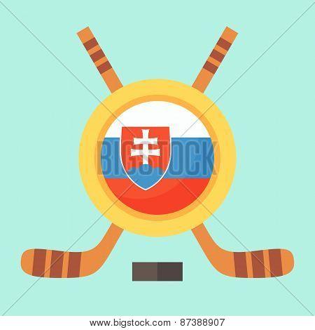 Hockey In Slovakia