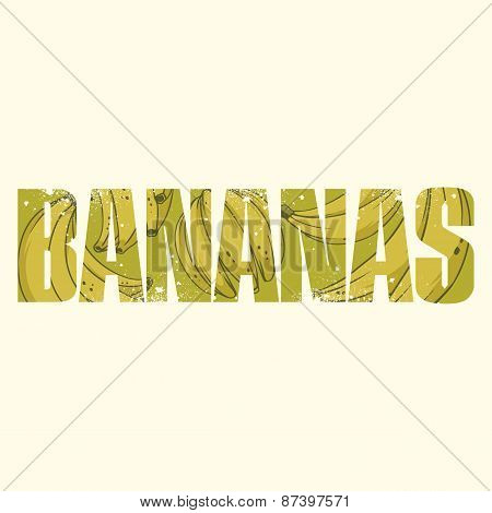 Bananas Sign