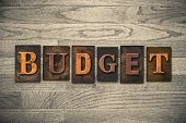foto of budget  - The word  - JPG