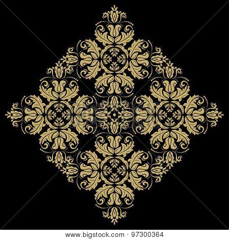 Orient Abstract  Pattern