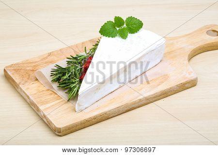 Soft Brie Cheese