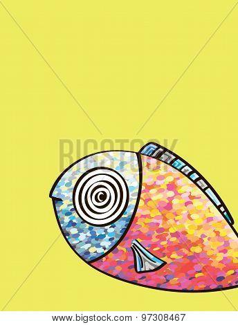 Fish thinks.