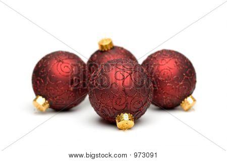 Christmas Tree Ornaments Ii