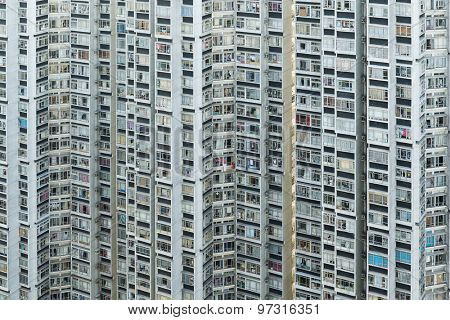 Hong Kong residential housing