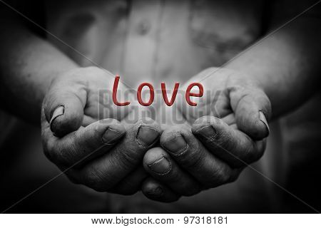 Love In Hand