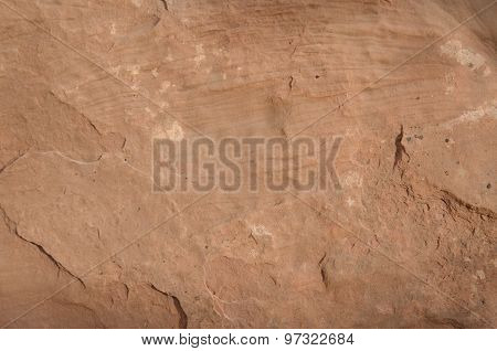 Slick Rock Wave Background