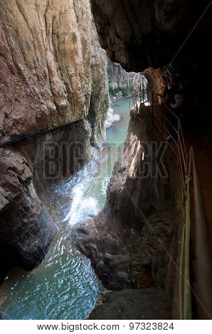 Triglavski  Canyon
