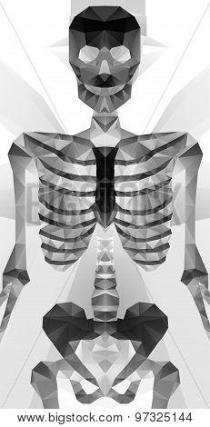 Polygonal modern elements