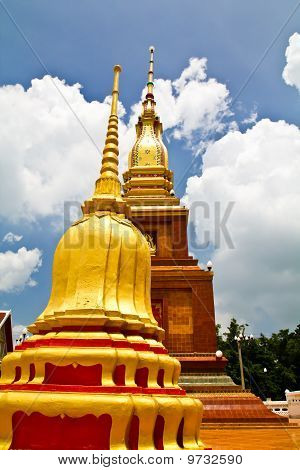 Gold Pagoda