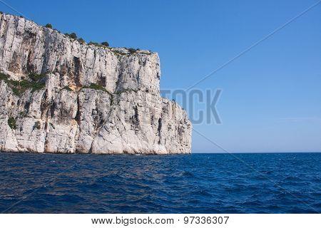 Cliffs Of Cassis