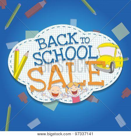 Back To School Kids Sale