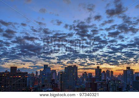 Manhattan Civil Twilight