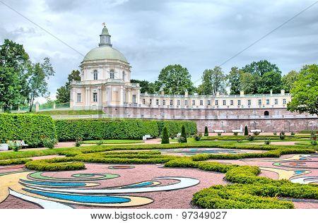Oranienbaum (Lomonosov). Saint-Petersburg. The Grand Menshikov Palace. The Japanese Pavilion
