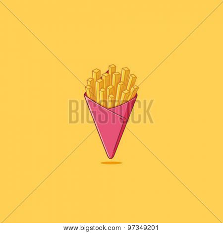 Simple French Fries