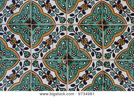Traditional Tunsisian Tiles
