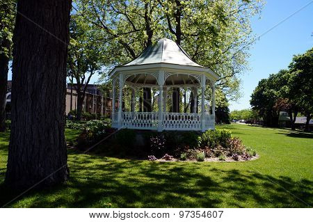 Pennsylvania Park Gazebo