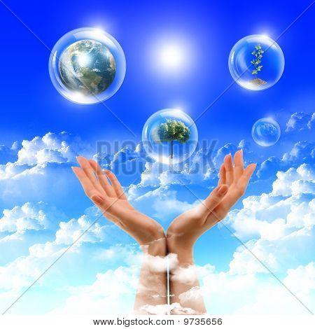 Resumen de burbujas