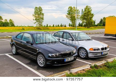 Bmw E46 3-series