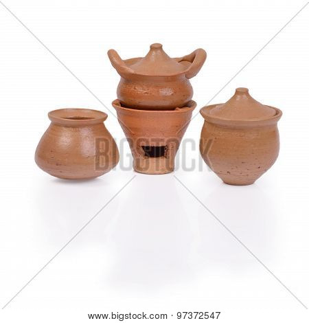 Mini Pot And Oven.