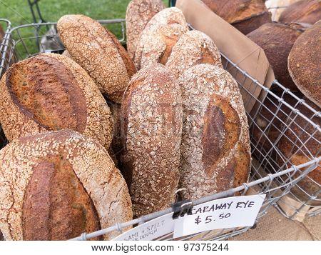 Bread At Farmers Market