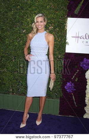 LOS ANGELES - JUL 29:  Brooke Burns at the Hallmark 2015 TCA Summer Press Tour Party at the Private Residence on July 29, 2015 in Beverly Hills, CA