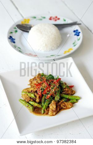 Spicy Pork