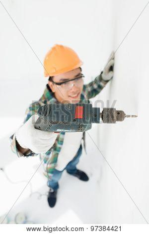Drilling wall