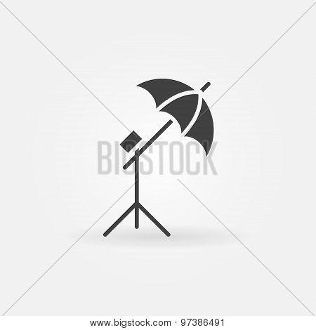 Photo Umbrella icon