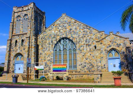 Gay Friendy Old Church