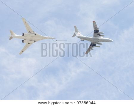 Air Refueling, The Russian Air Force