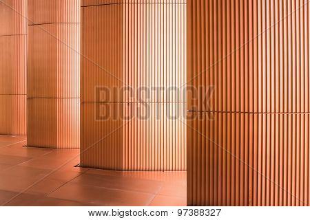 Modern Colonnade