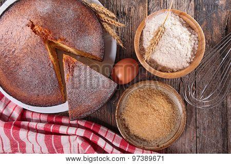 cake ingredient