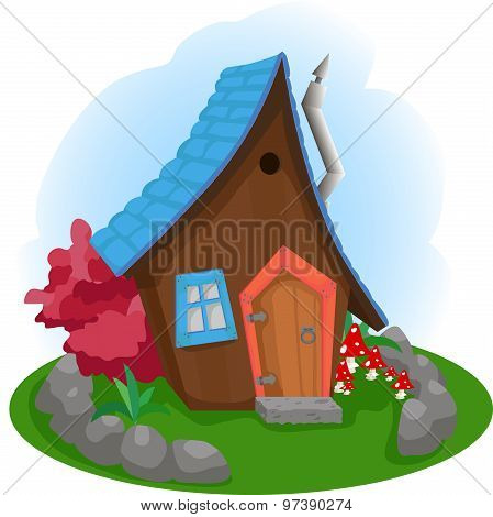 The Magic small house