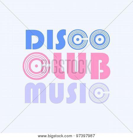 Disco Club Music
