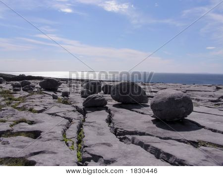 Burren Sea View
