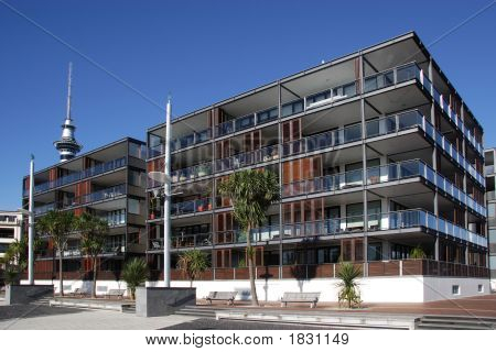 Waterfront Aparments In Auckland