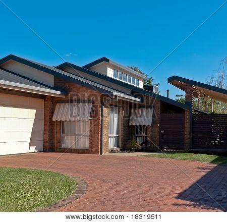 Suburban Home In The Sun