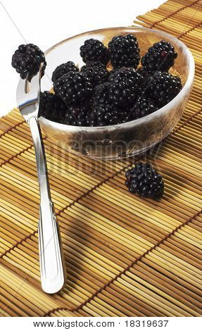 Blackberry Desert