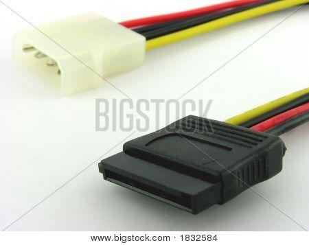 Sata Power Connector.