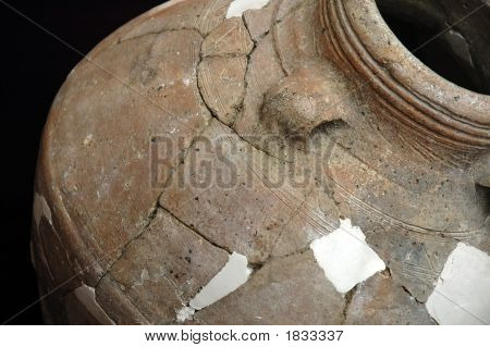 Fragile Artifact Vase