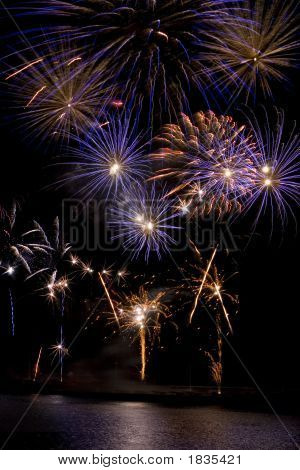 Fireworks Contest