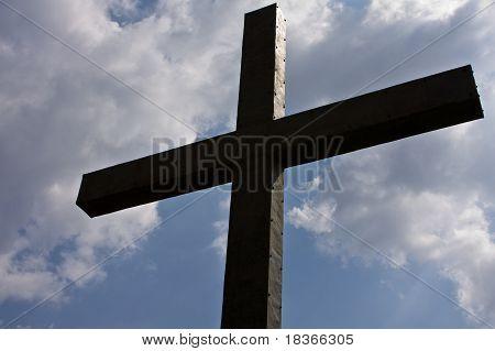Backlit-Cross