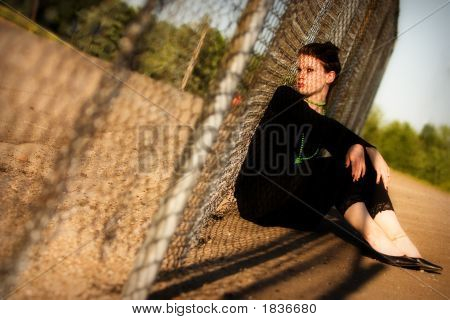 Against The Fence