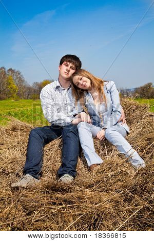 Love in farmland